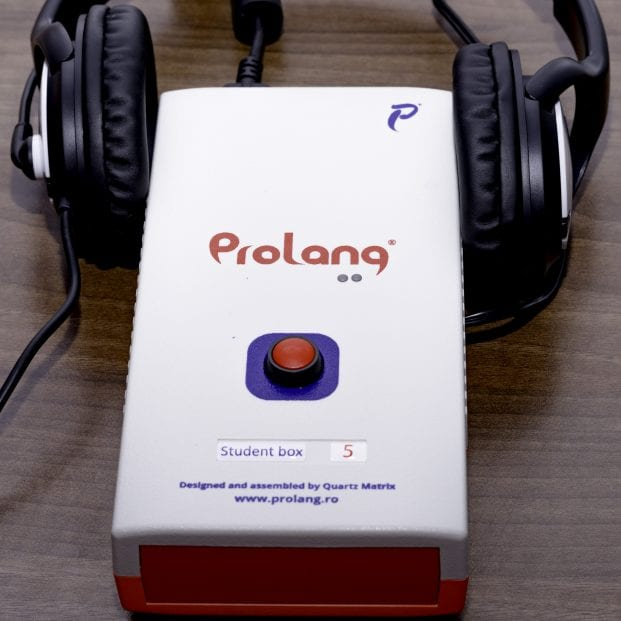 Alegeți ProLang dacă doriți să:
