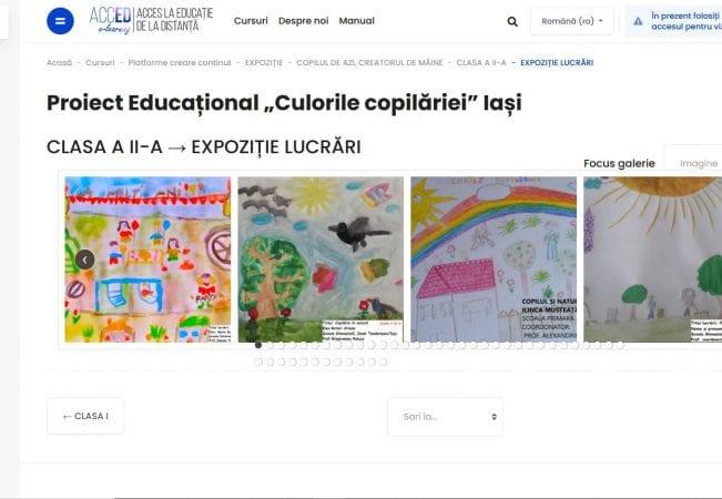 Platforma e-Learning