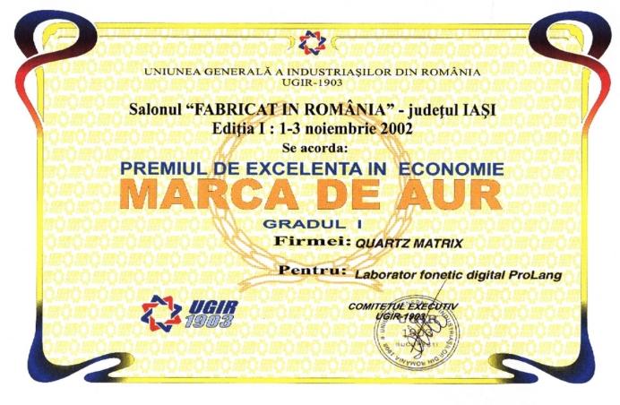 Diploma ProLang