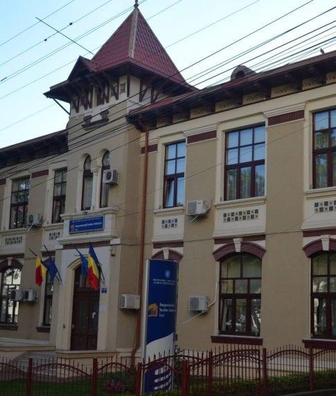 Realizare platformă gestionare stagii de practică pentru Inspectoratul Școlar Iași