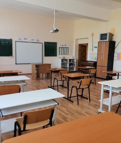 Proiect educațional Școala Gimnazială Specială Pașcani