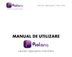 Manual utilizare ProLang