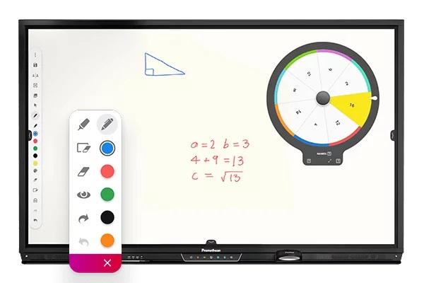 Tablă interactivă / Whiteboard