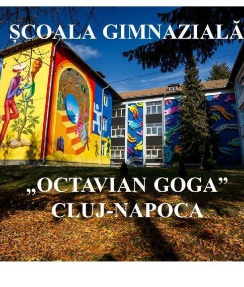 """Proiect realizare clase interactive la Școala Gimnazială cu clasele I-VIII """"Octavian Goga"""" Cluj-Napoca"""